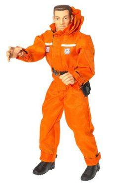 "GI Joe U.S. Coast Guard Cold Water Immersion 12"" Figure        GI Joe U.S. Coast Guard Cold Water Immersion 12"" Figure"