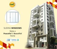 Sliding Widows gives your Home Sleek Look & Much needed Peace from Outside Noise. Have a look @ our Most Trusted Product Here: http://www.lingelwindows.com/windows/sliding-windows.html  #Lingel_Windows#Quality#SleekLook #NoiseCancellation #Sliding_Windows#Products#Stylish #MostTrusted