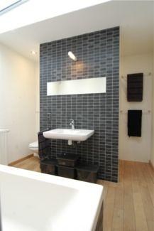 Volledige ontspanning in badkamer orion met een hamamuitstraling en elementen knus en uiterst - Badkamer indeling ...