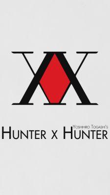 Wallpaper - Hunter x Hunter One of the best Anime I have seen it& soooooo EPIC and fun. Hisoka, Killua, Hunter X Hunter, Hunter Logo, Hunter Anime, Anime Tattoos, Tatoos, Hunter Tattoo, Fuchs Tattoo
