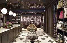 Chic Design and Furniture Shops in London Photos | Architectural Digest
