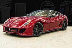 Ferrari 599 GTO...got a car like this? Come see our wheel guru for hotter than hot wheels www.106sttire.com/wheels