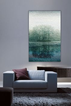 Apple Lake Canvas Wall Art by Marmont Hill Inc. on @HauteLook