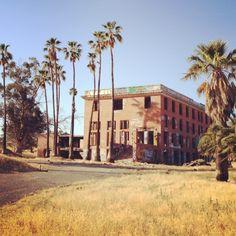 Haunted hotel -BYRON CA