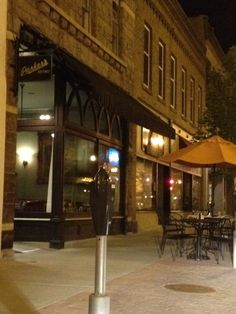 Parker's Bistro in Sioux Falls, SD