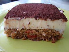 Elif'in Terazisi: İncirli kremalı kek