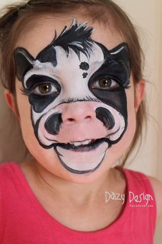 Cow face paint  Pinned for Kidfolio, the parenting app that makes sharing a snap. Download it free from your app store today. kidfol.io