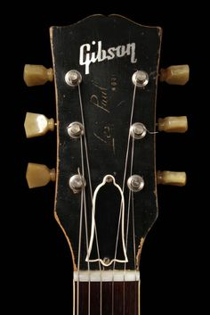 Gibson Les Paul 1956 - Goldtop.
