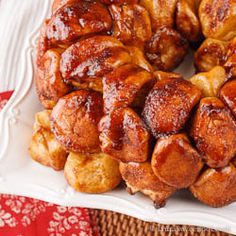 Been looking for a monkey bread recipe!