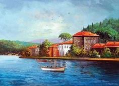 İstanbul Tabloları İST 035