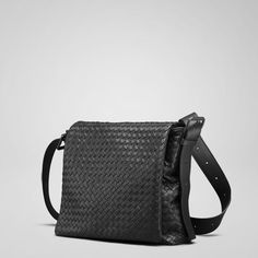Bottega Veneta s lush update of the slouchy messenger is a perennial  favorite - a bag that is designed to have an everyday W x H x D 2bac069a3bed8