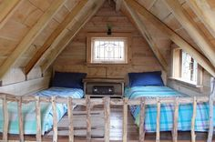 Fossickers Hut Pioneer Style Tiny Cabin 007