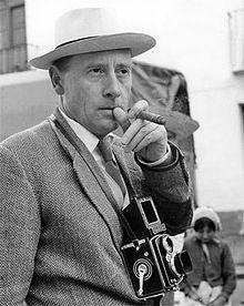 Photo of Roy Ward Baker.