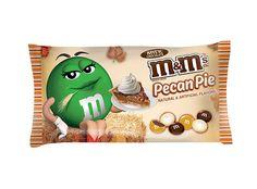 M&Ms Pecan Pie