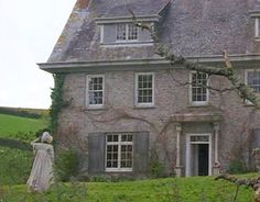 Barton Cottage - Efford House, Plymouth, Devon, England, UK - Sense and Sensibility (1995) #janeausten #anglee