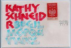 pushing the envelopes: October 2010