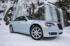 New 2013 Chrysler 300 Glacier