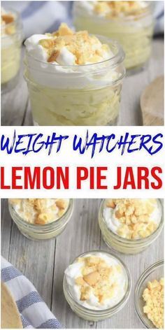 Weight Watcher Desserts, Weight Watchers Snacks, Petit Déjeuner Weight Watcher, Plats Weight Watchers, Weight Watchers Meal Plans, Weight Watchers Breakfast, Weight Watchers Fluff Recipe, Weight Watcher Points, Weight Watcher Overnight Oats
