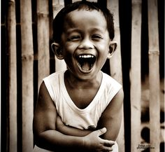 I love it when you laugh so hard you have to make sure you don't fly apart.
