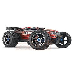 56036-1 E-Revo Racing Truck RTR w/2.4GHz No Batteries - chromewheelsimulators.com