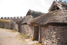 Byggnad i Eketorps borg