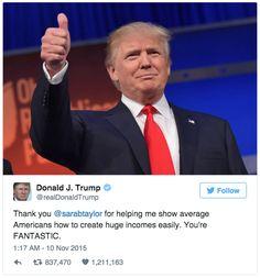 CNN | Donald Trump Reveals the Secrets to Wealth Creation