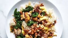A Speedy Weeknight Fried Rice You Can Make with Leftovers | Bon Appetit