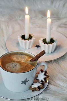 ♔ Christmas Coffee * ☆