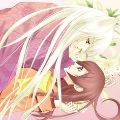Kamisama Kiss: Tomoe and Nanami Manga Love, I Love Anime, Awesome Anime, Kamisama Kiss, Manga Art, Manga Anime, Anime Art, Tomoe And Nanami, Maid Sama Manga