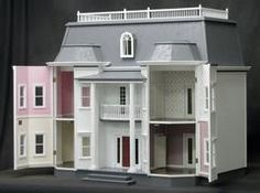Let Real Good Toys build a Custom Finished Dollhouse just for you!