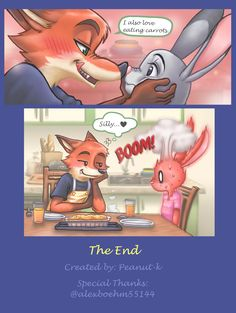 COHABITING DAYSHello~ I want to tell you that I came up with another program called Cohabiting Days. In this program, I will draw some short comics about what happen after Nick and Judy start. Zootopia Fanart, Zootopia Comic, Cute Comics, Funny Comics, Disney Fan Art, Disney Love, Jagodibuja Comics, Steven Universe, Nick And Judy Comic