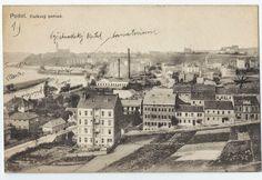 Vencovy pindy: Staré fotky z Prahy - Podolí