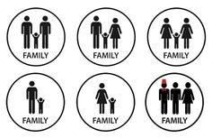 family...we should never deny anyone the right to love