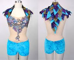 Image result for aerial silks costumes