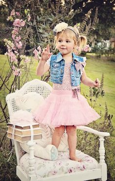Spring 2013 Shabby Chic Cheetah Girl Dress PreorderMatching Denim & Lace Vest Available Too!2T to 10 YearsShipping December 2012