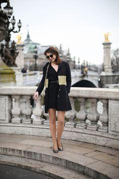 The Brunette - Love is Enough Longchamp coat Style Blog, Style Me, New York Fashion, Runway Fashion, London Fashion, French Fashion Bloggers, Fall Outfits, Fashion Outfits, Fashion Weeks