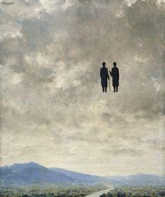 René Magritte, L'Art de la Conversation (1963)