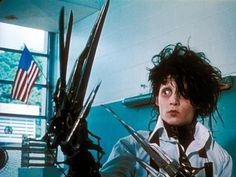 Johnny Depp in Edward Scissorhands