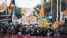 Το Κουτσαβάκι: Ο Yunker χαρακτήρισε την κατάσταση στην Καταλονία ...