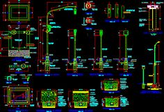 typical road section dwg - Google Search