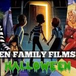 Top Ten Family Films for Hallowe'en, Just to get you in the mood for Hallowe'en, here's my top ten favourite family friendly films!