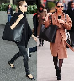 Angelina Jolie and Olivia Munn's Favorite Tote Just Got a Stylish Redesign  #InStyle