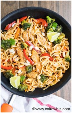 Chicken Pad Thai Recipe 5
