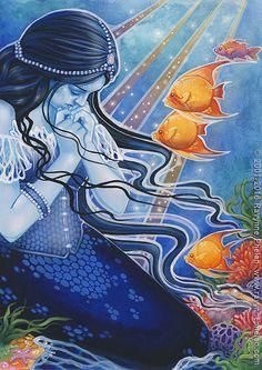 Ravynne Phelan - Five of Water