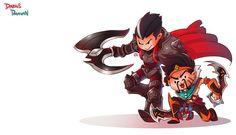 Darius e Draven