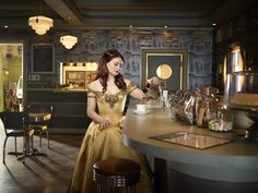 Season 2 Promotional Photo - Belle