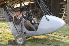 pendrick flying machine