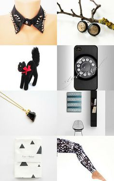 black by Nesrin on Etsy--Pinned with TreasuryPin.com