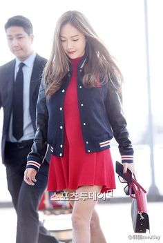 Jessica heading to LA 170206