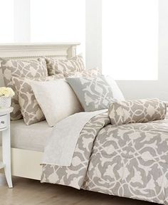 Barbara Barry Poetical Comforter Collection